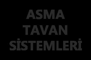 ASMA TAVAN SİSTEMLERİ