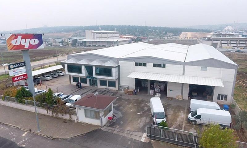 Alkor Boya Kimya Taahhüt İnşaat San. Tic. Ltd. Şti.